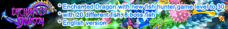 Ocean King 3- Enchanted Dragon Video Fish Hunter Game Board kit