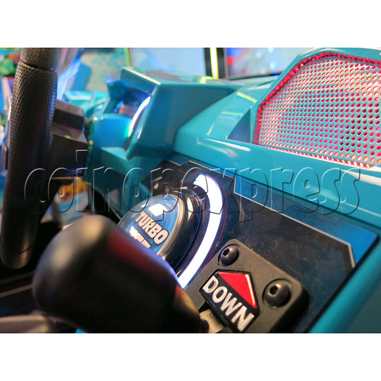 Ultra Race Arcade Car Racing Game Machine
