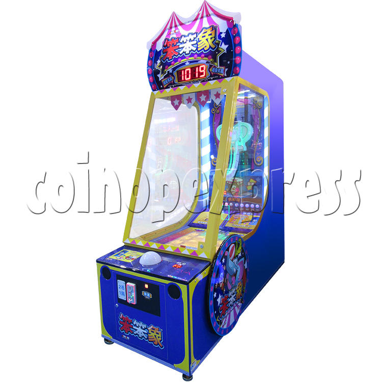 Circus Ball Drop Skill Test Redemption Machine 34819