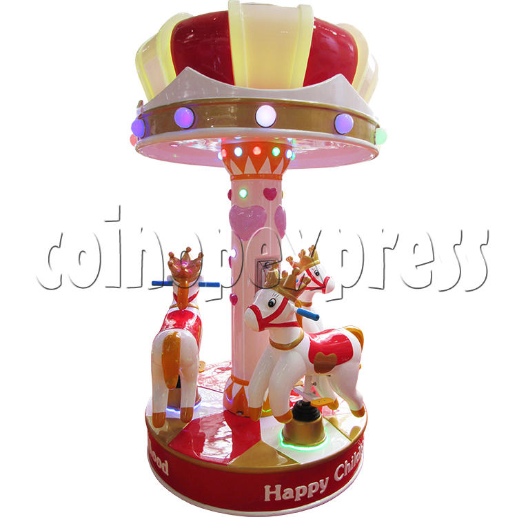 Mini Horse Carousel (3 players) 34932