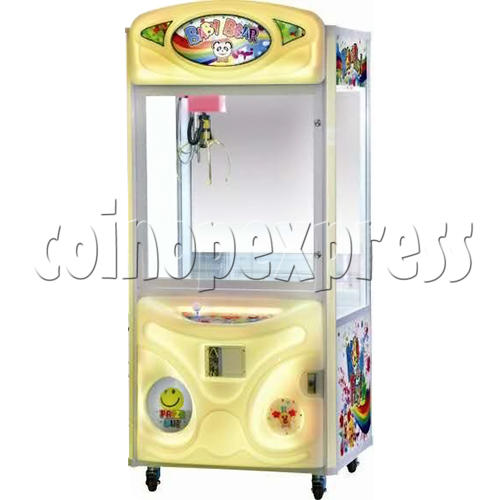 36 inch Baby Bear Crane Machine 35667