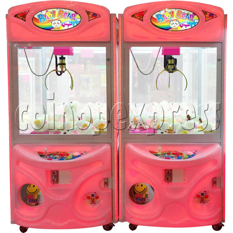 36 inch Baby Bear Crane Machine 35668