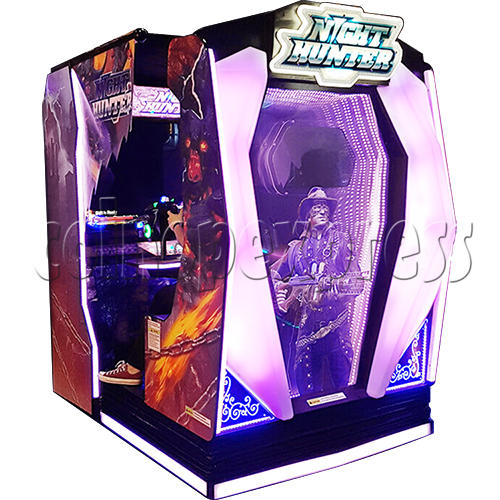 Night Hunter 4D Simulator Arcade Machine 36273
