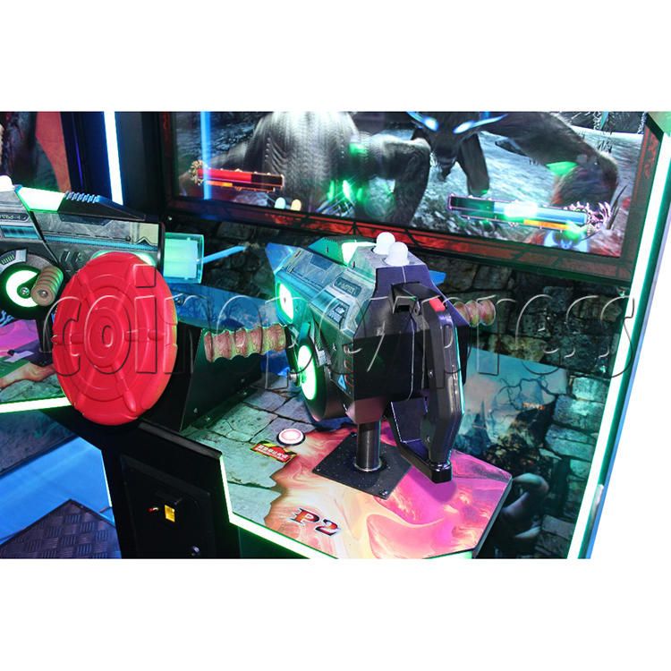 Night Hunter 4D Simulator Arcade Machine 36275