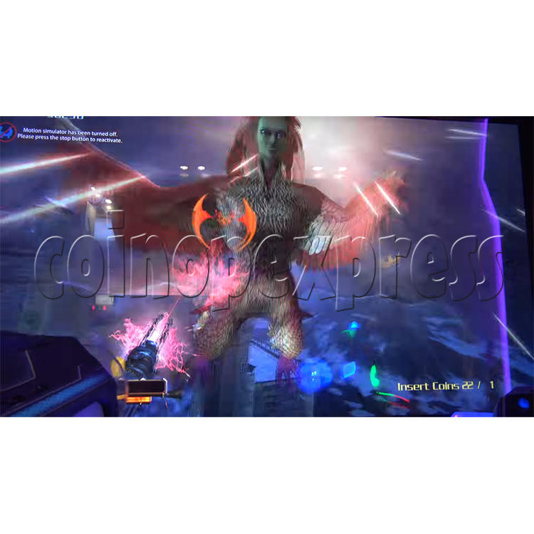 Night Hunter 4D Simulator Arcade Machine 36284