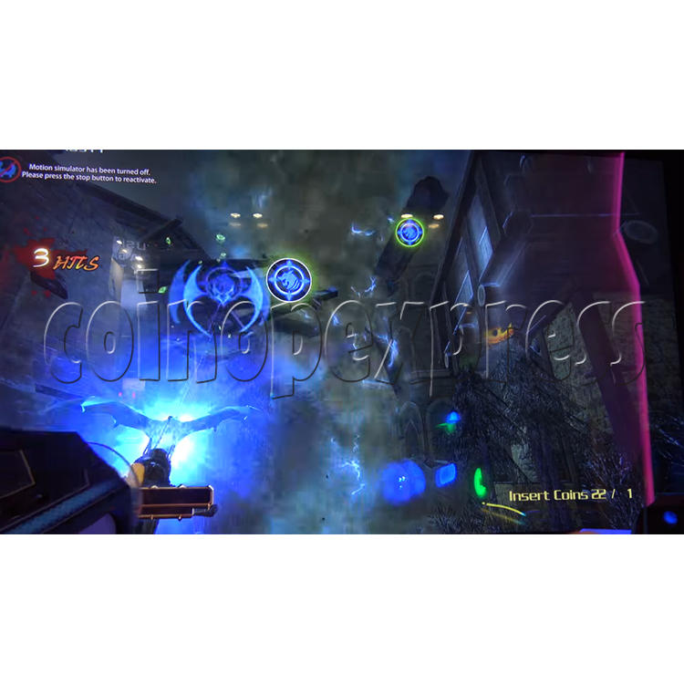 Night Hunter 4D Simulator Arcade Machine 36289
