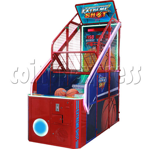 Extreme Shot Basketball Machine 36292