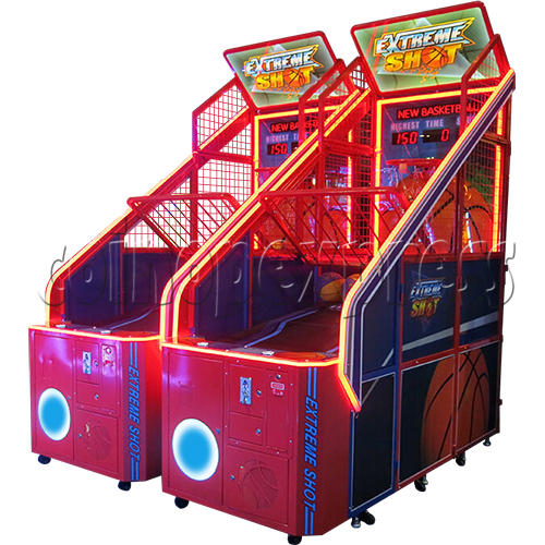 Extreme Shot Basketball Machine 36293