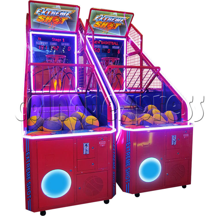 Extreme Shot Basketball Machine 36294