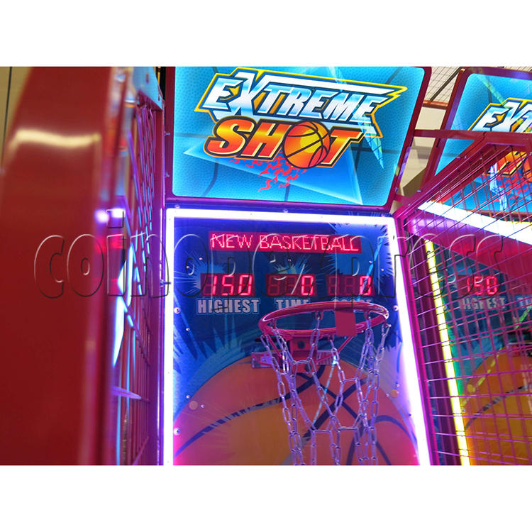 Extreme Shot Basketball Machine 36296