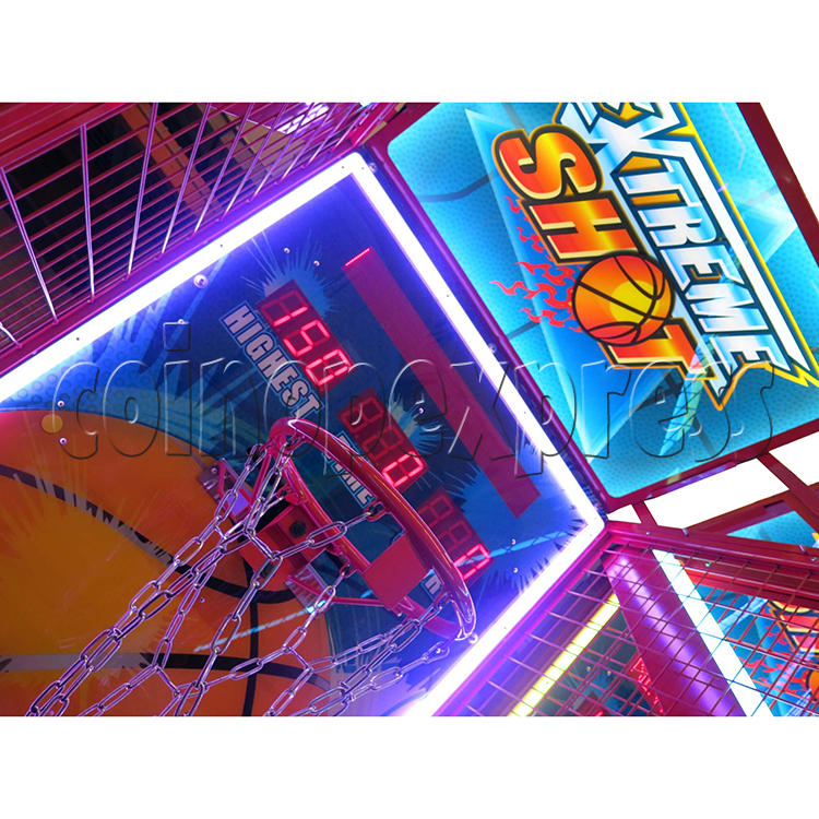 Extreme Shot Basketball Machine 36297