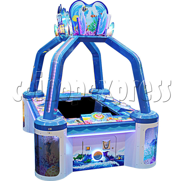 Deep Sea Capture Fishing Ticket Redemption Machine ( 6 players) 37009