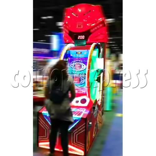 Route 66 Wheel Game Ticket Redemption Machine with 42 inch screen  37066