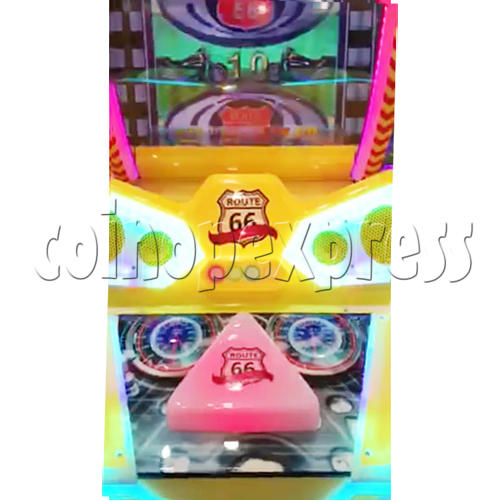 Route 66 Wheel Game Ticket Redemption Machine with 42 inch screen  37070