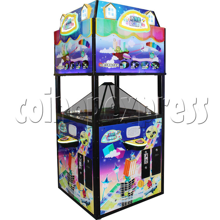 Fantasy Space Holographic Style Redemption Game machine 37173