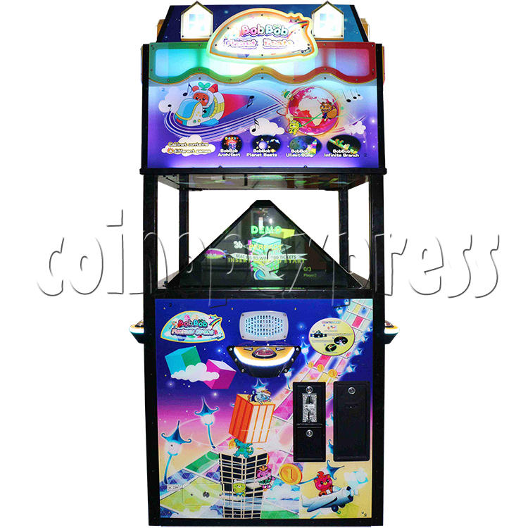 Fantasy Space Holographic Style Redemption Game machine 37174