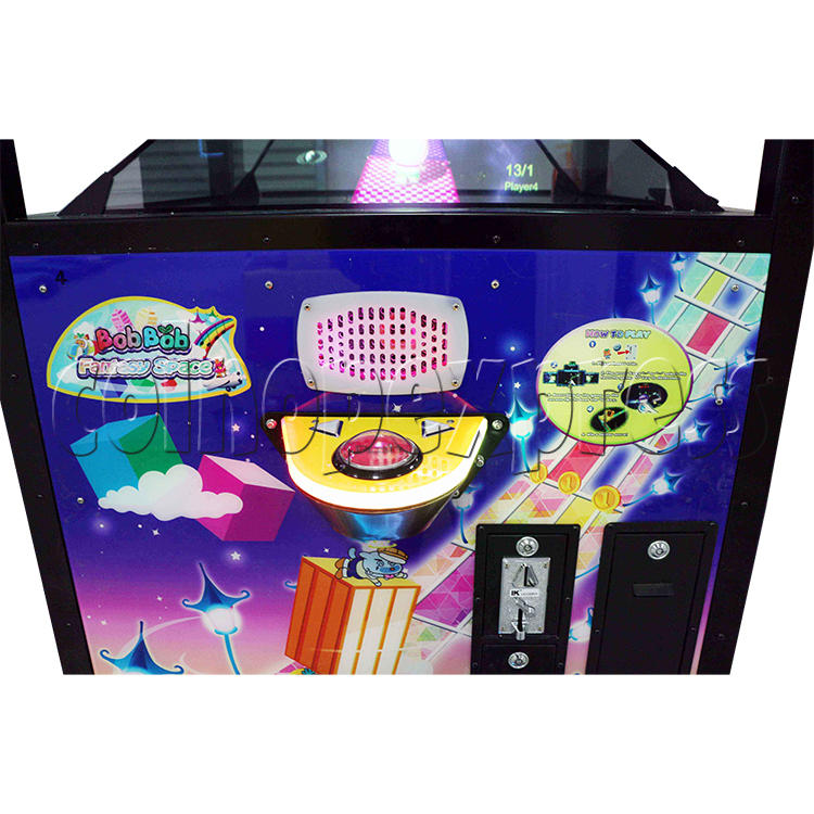 Fantasy Space Holographic Style Redemption Game machine 37177