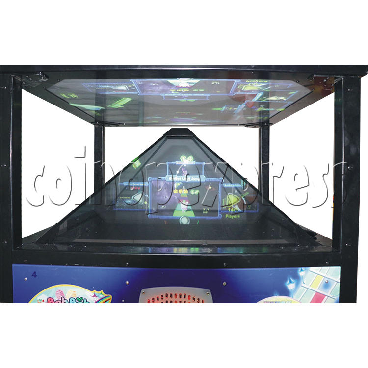 Fantasy Space Holographic Style Redemption Game machine 37178