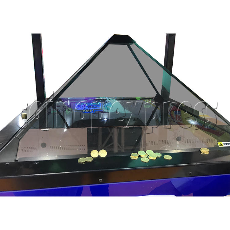 Fantasy Space Holographic Style Redemption Game machine 37179