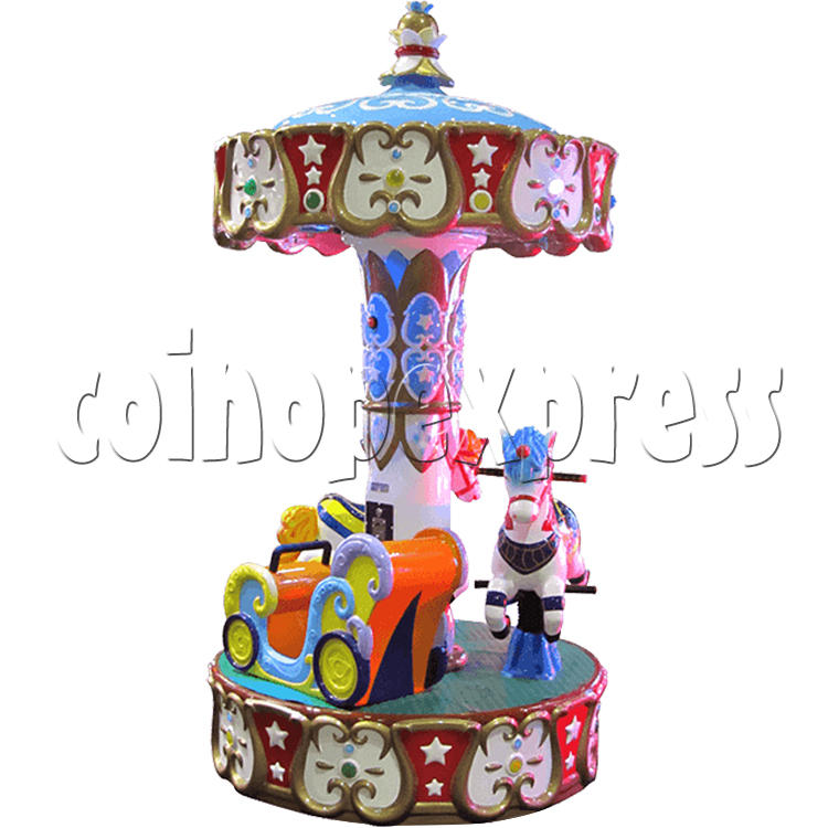 Angel Horse Carousel (3 players) 37264