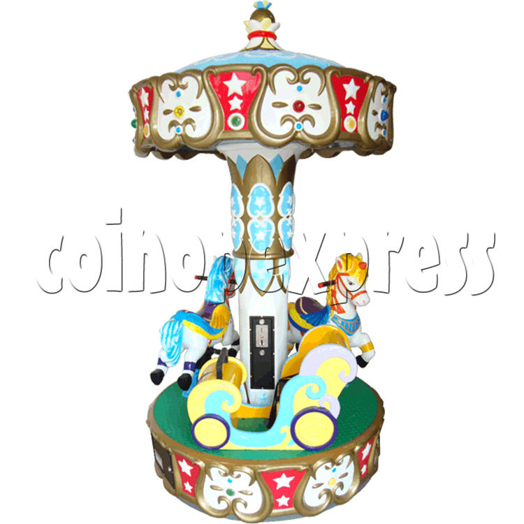 Angel Horse Carousel (3 players) 37265