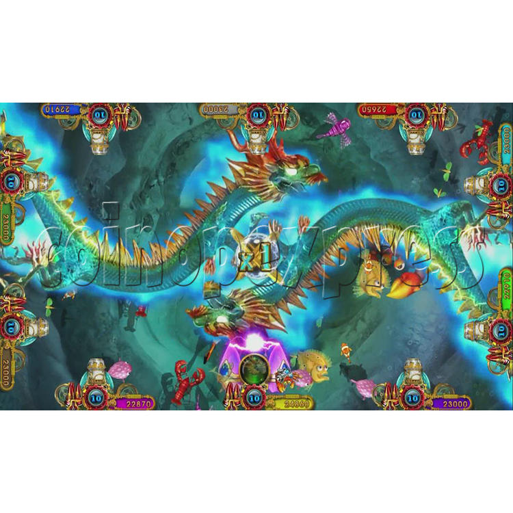 Ocean King 3 Plus Crab Avengers Full Game Board Kit China Release Version - screen display-17