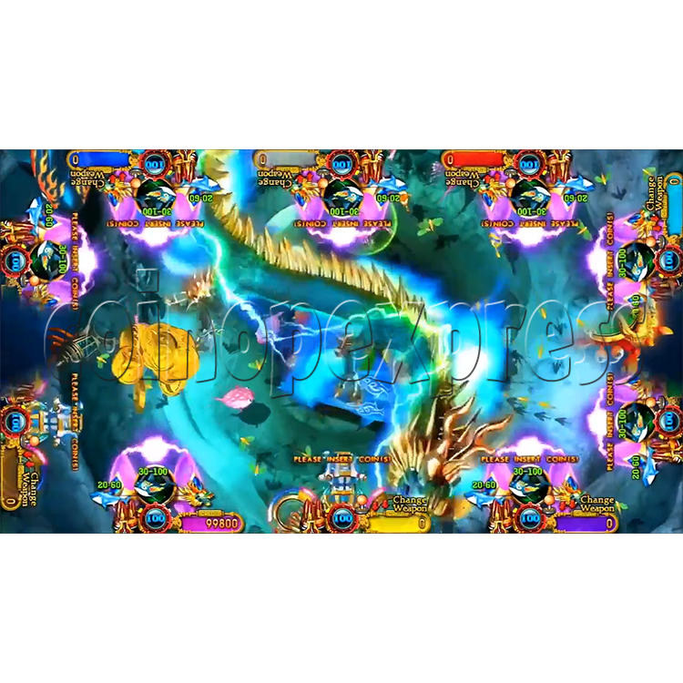 Ocean king 3 plus: Legend of the Phoenix Game board kit (China release) - screen display-14