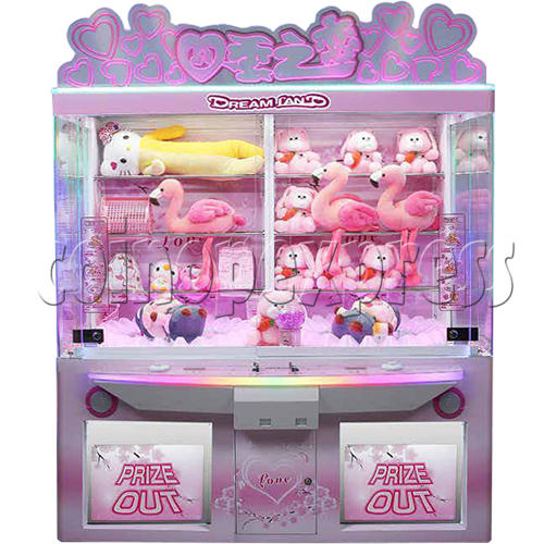 Dream Land Prize Machine (2 Players) 37729