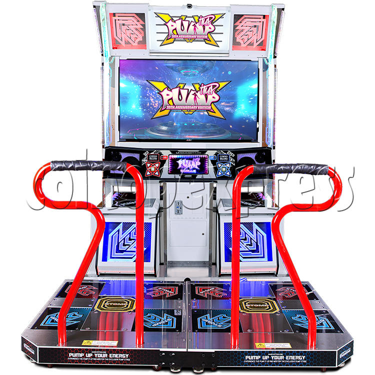 Pump It Up XX 20th Anniversary Full Game Board Kit 37944