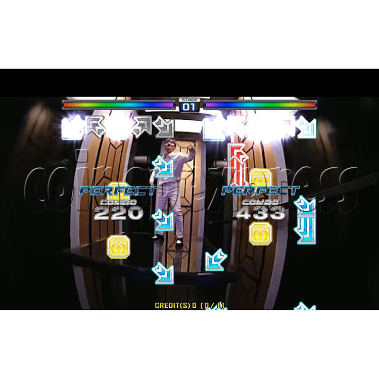 Pump It Up XX 20th Anniversary Full Game Board Kit 37955