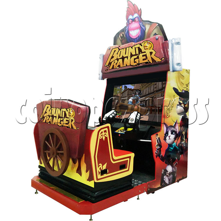 Bounty Ranger Arcade Machine English Version