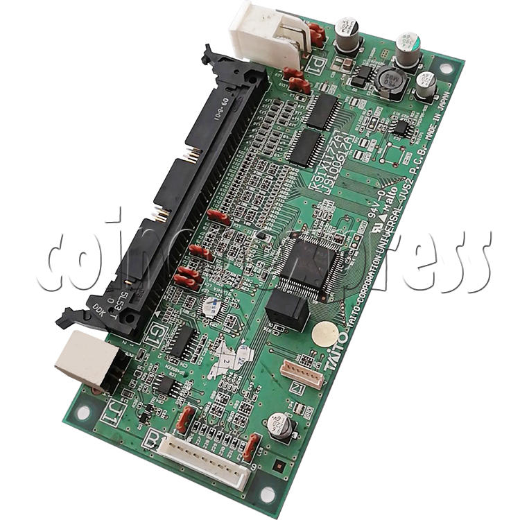 Taito Corporation Universal JVS2 I/O Board for Haunted Museum II Machine - front view