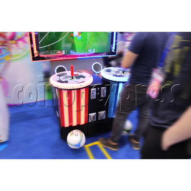 Fantasy Soccer Sport Arcade Machine 2 Players - play view 2