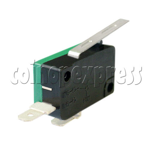 2 Terminals Microswitch with Auxiliary Actuator 4794