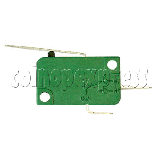 2 Terminals Microswitch with Auxiliary Actuator 5086