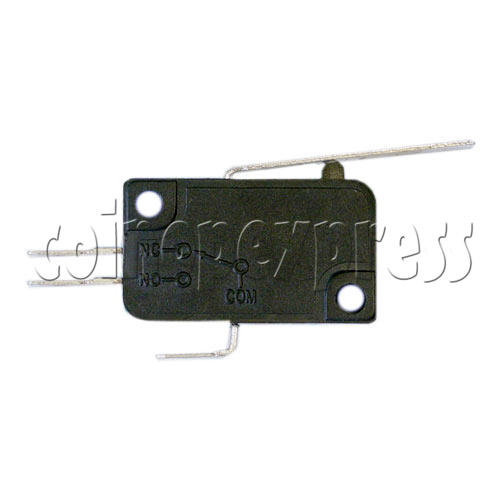 3 Terminals Microswitch with Auxiliary Actuator 5094
