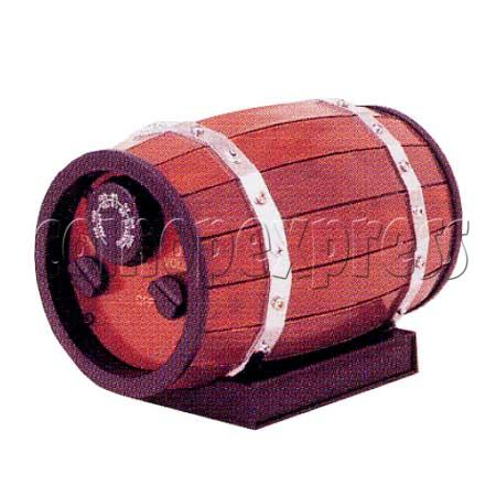 Barrel Radio Jukebox - S1 7351
