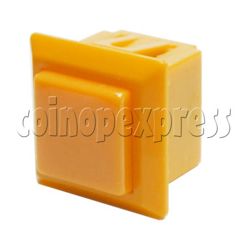 26mm Square Push Button with Clipper 8855