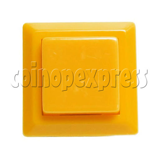 26mm Square Push Button with Clipper 8857