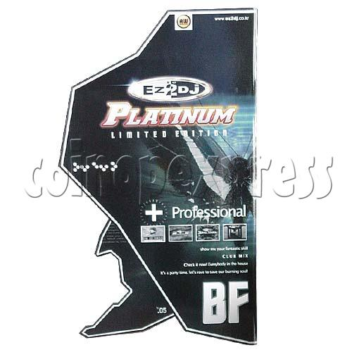 EZ 2 DJ 5th Trax Platinum Upgrade Kit 9108