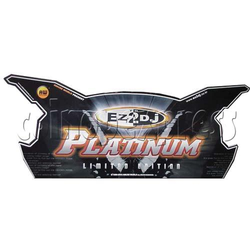 EZ 2 DJ 5th Trax Platinum Upgrade Kit 9110