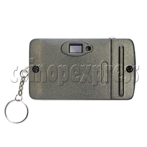 Digital Camera Light-up Key Rings 10325