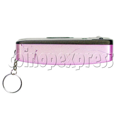 Digital Camera Light-up Key Rings 12642