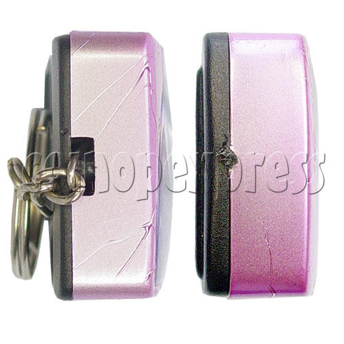 Digital Camera Light-up Key Rings 12643