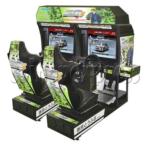 Initial D' Arcade Stage Version 3 (Twin