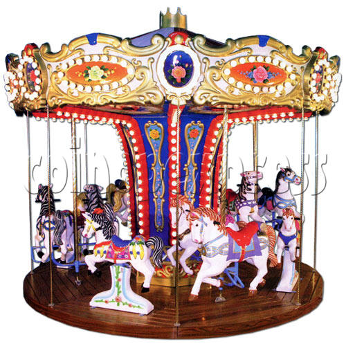 12 Horses Carousel (12 players) 18362