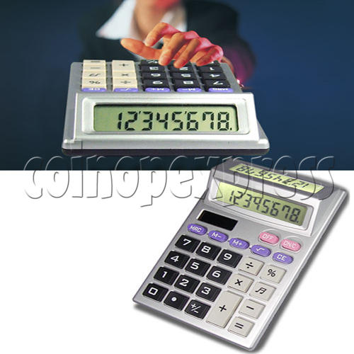 Calculator with Double Screen 19857