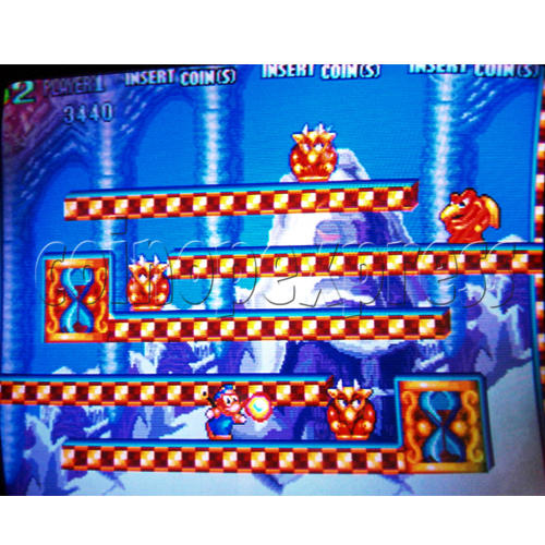Happy Fish 193 multi game pcb - stop production 21373
