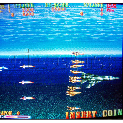 Happy Fish 193 multi game pcb - stop production 21376