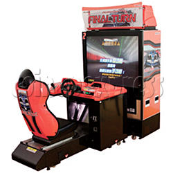 Ace Driver 3 Final Turn DX machine 21659